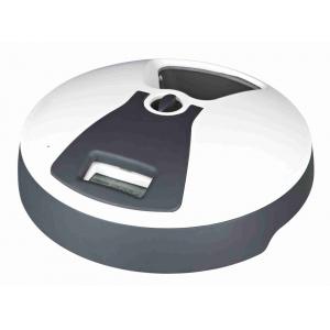 TX6 automatic food dispenser, 6 × 240 ml/ø 32 cm × 10 cm, dark grey/white