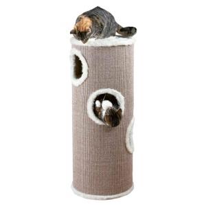 Edoardo Cat Tower, 100 cm, taupe/cream