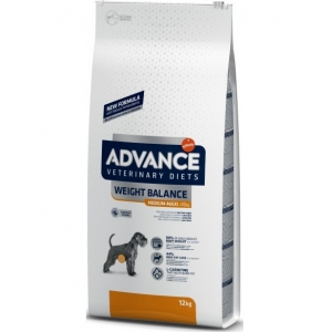 ADVANCE Veterinary Diets VET Dog Weight Balance 12,0